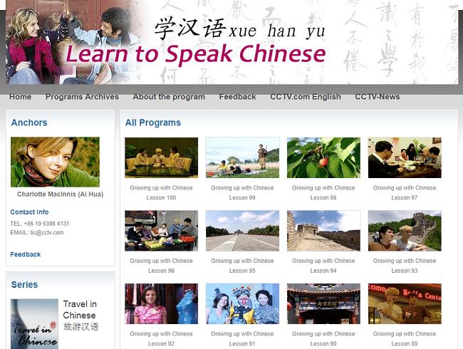 Học tiếng Trung Online miễn phí