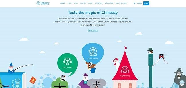 Học từ vựng tiếng Trung Online