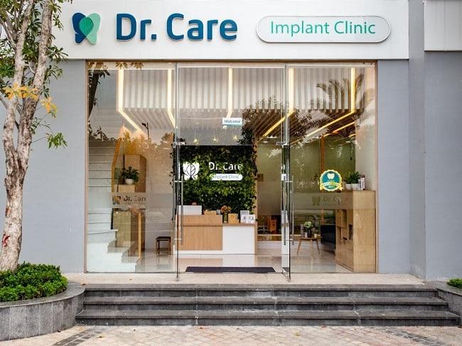 Nha khoa chuyên trồng răng Implant: Dr. Care Implant Clinic