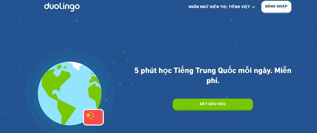 Kết quả hình ảnh cho duolingo tiếng trung