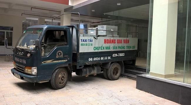 Vận tải Đà Nẵng chuyên nghiệp
