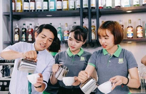 Học bartender, barista chuyên nghiệp tại TP.HCM
