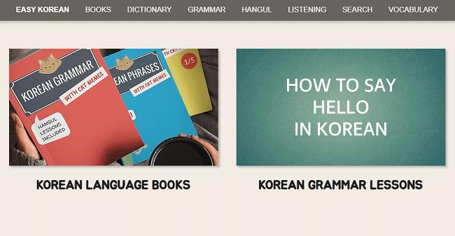 Học tiếng Hàn online miễn phí