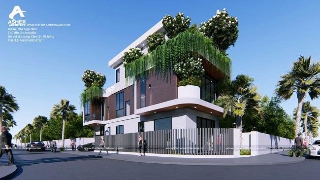 thiết kế xây dựng nhà chuyên nghiệp Đà Nẵng
