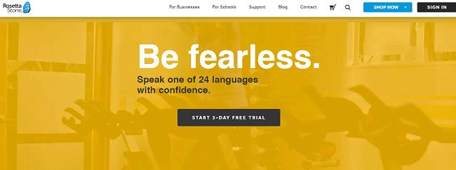 Trang web học tiếng anh online tốt nhất