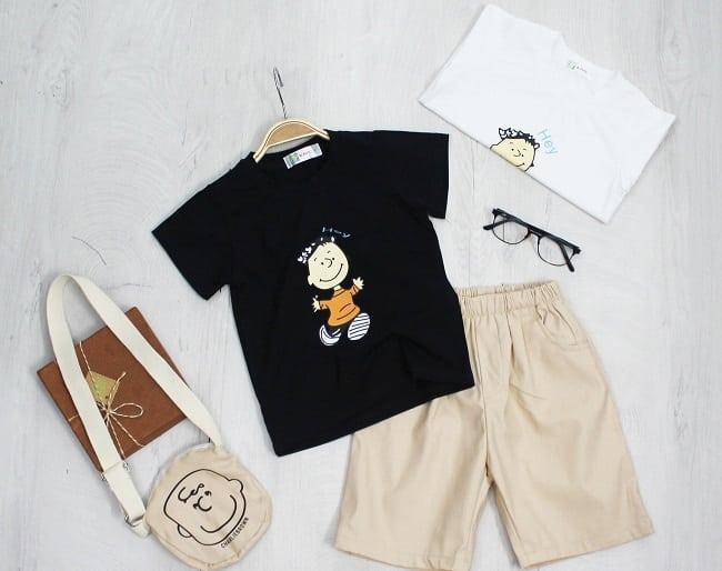 Sỉ quần áo trẻ em Định Phát