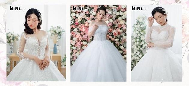 thuê váy cưới nini store 1