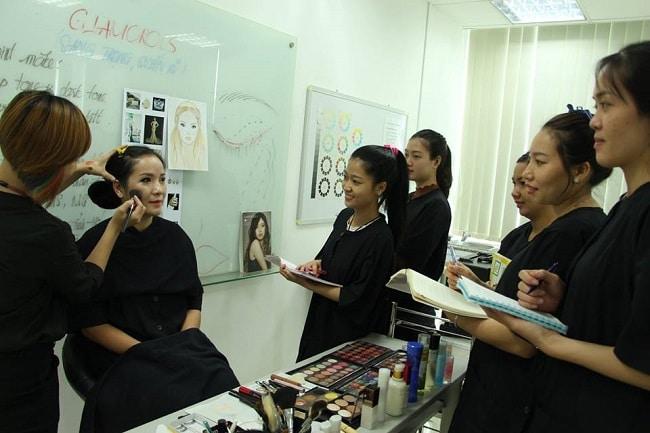 Tokyo Beauty Art Vocational Center là Top 10 địa chỉ dạy học trang điểm chuyên nghiệp và nổi tiếng nhất