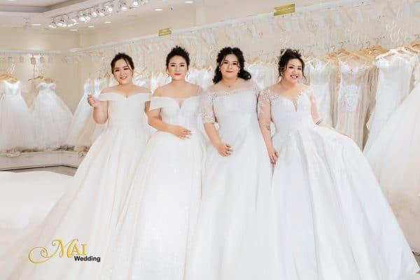 Dịch vụ cho thuê đầm cưới đẹp Đà Nẵng