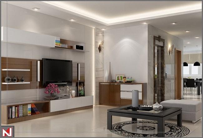 Top 5 công ty chuyên thiết kế thi công nội thất chung cư uy tín tại TPHCM