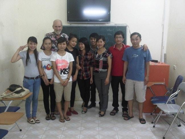Trung tâm học tiếng Anh tại Kiên Giang