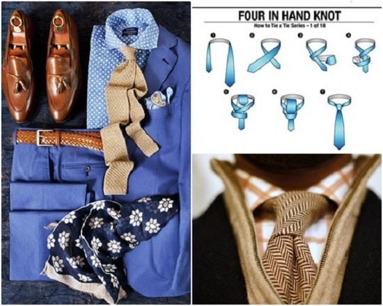quà sinh nhật cho bạn trai cà vạt