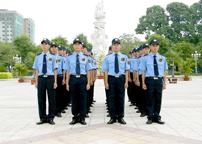 Dịch vụ bảo vệ chuyên nghiệp uy tín