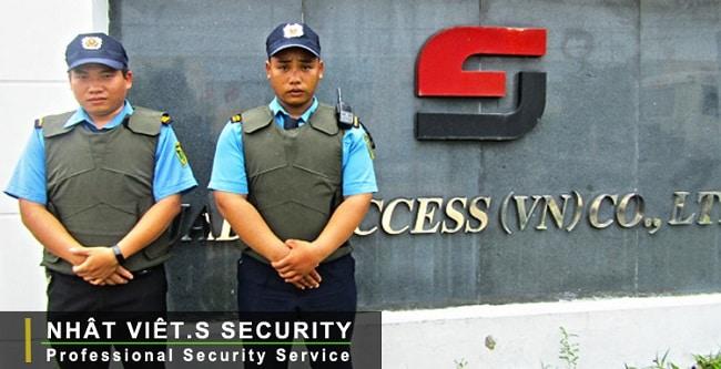 Giá dịch vụ bảo vệ chuyên nghiệp