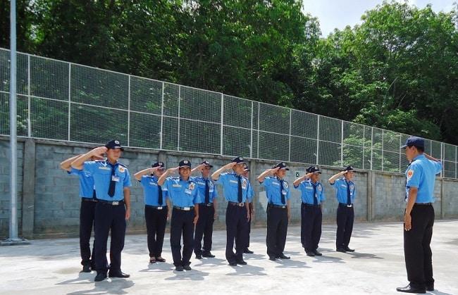 Công ty bảo vệ An Ninh Châu Á