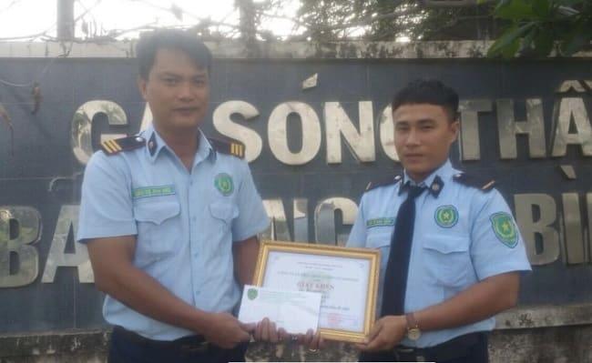 Công ty bảo vệ tại Bình Dương - Anh Hào