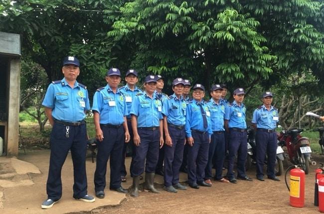 Công ty dịch vụ bảo vệ Biên Hòa - Đồng Nai