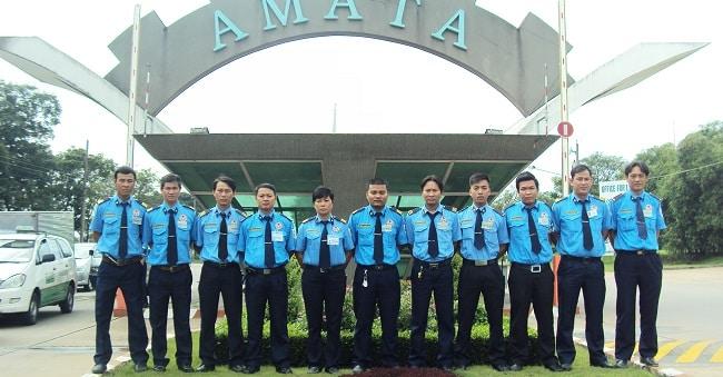 Công ty dịch vụ bảo vệ Đồng Nai