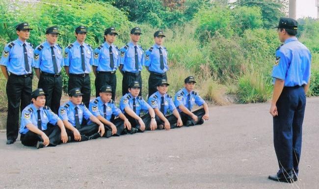 dịch vụ bảo vệ tại biên hòa đồng nai uy tín