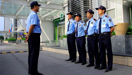 dịch vụ bảo vệ uy tín tại hà nội