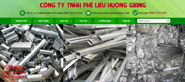 Phế liệu Hương Giang