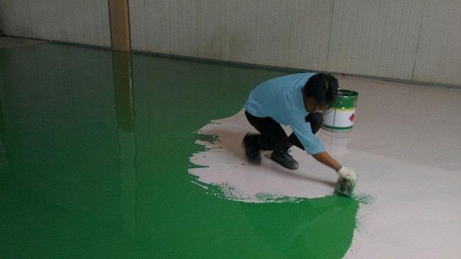 top 10 công ty thi công sơn epoxy tại tphcm