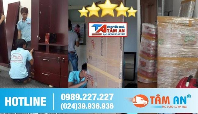 top 10 dịch vụ chuyển nhà trọn gói tại hà nội