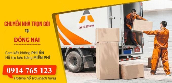 top dịch vụ chuyển nhà chuyên nghiệp tại biên hòa đồng nai