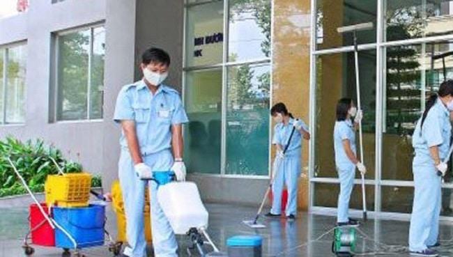 top dịch vụ vệ sinh nhà ở tại bình dương