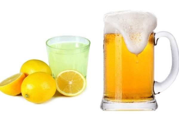cách làm sạch da mặt bằng bia tươi hiệu quả