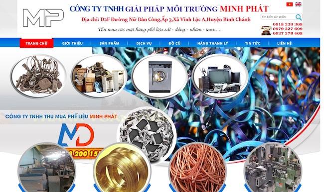 Công ty Minh Phát