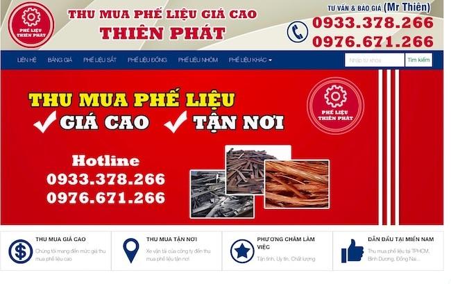 Công ty Thiên Phát