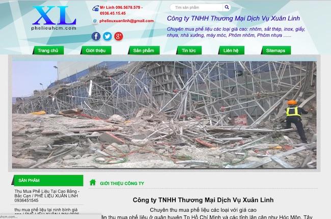 Công ty Xuân Linh