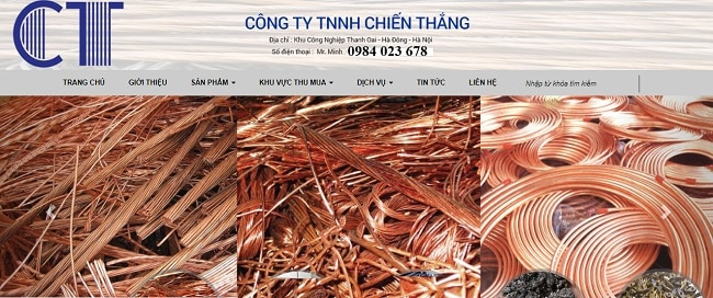 Cty Chiến Thắng