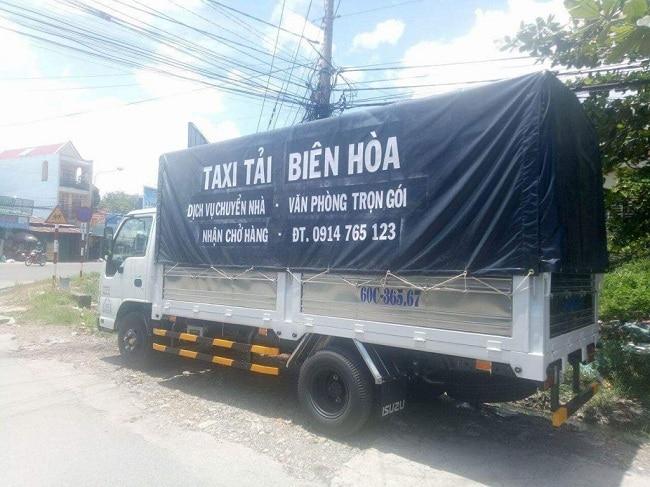 dịch vụ chuyển văn phòng trọn gói ở biên hòa
