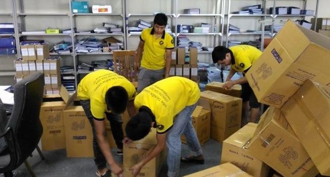 dịch vụ chuyển văn phòng tại hà nội