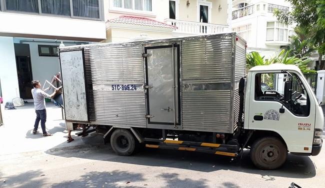 dịch vụ chuyển văn phòng trọn gói tại biên hòa