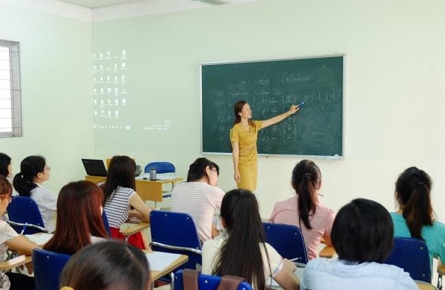 top 3 trung tâm dạy tiếng hàn ở hải dương