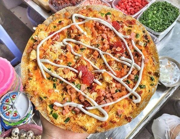 top điạ điểm ăn bánh tráng trộn ngon nhất tại tphcm