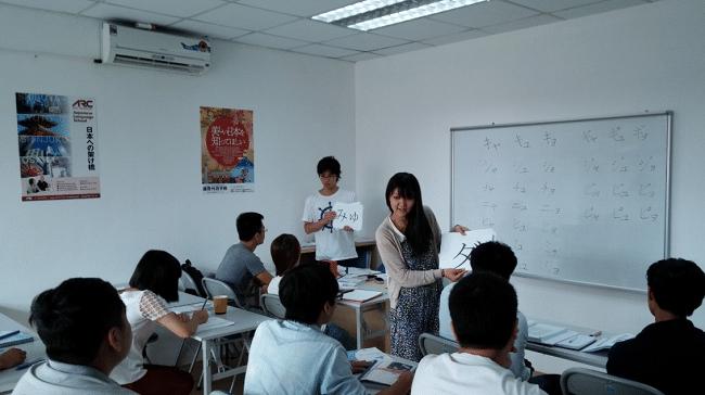 top 3 trung tâm dạy tiếng nhật tốt nhất tại quận 2
