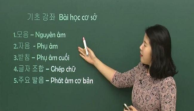 trung tâm dạy tiếng hàn quốc tại quận 9