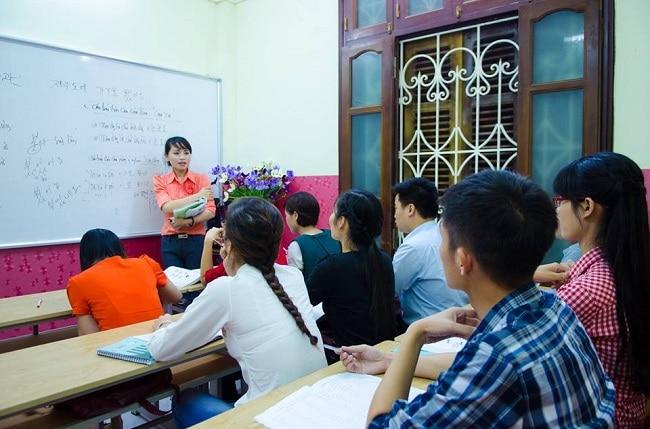 trung tâm dạy tiếng hàn tốt nhất tại quận 9