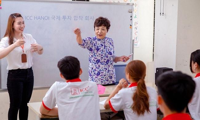 trung tâm dạy tiếng hàn uy tín tín nhất tại an giang