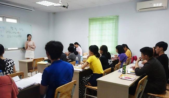 trung tâm dạy tiếng hàn uy tín nhất tại hóc môn