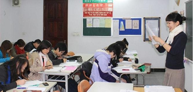 trung tâm dạy tiếng nhật tại quận 3