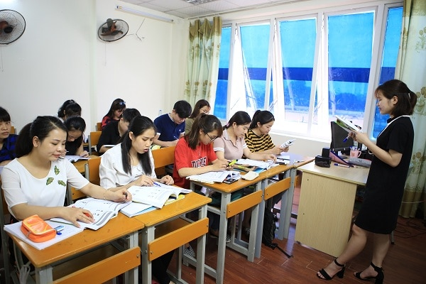 trung tâm dạy tiếng hàn quốc ở hà nội