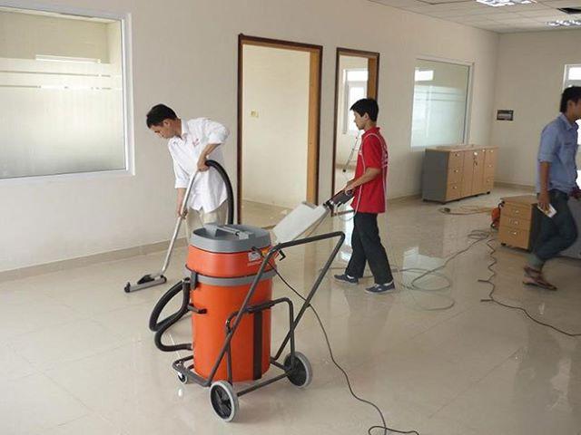 Công ty vệ sinh Hương Thảo An