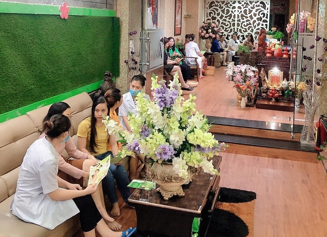 Spa làm đẹp Quận 9 - Thanh Xuân Spa