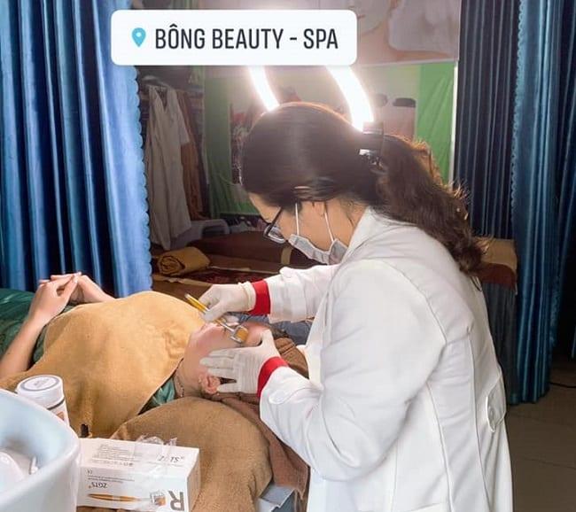 Bông Beauty Spa uy tín tại Gò Vấp