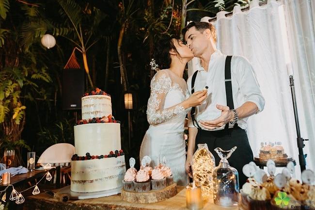 1 tiệc cưới tại Đà Lạt đã được Dora tổ chức